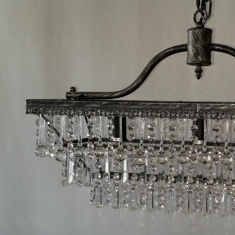 crystal decoration large modern chandelier metal fixture pendant