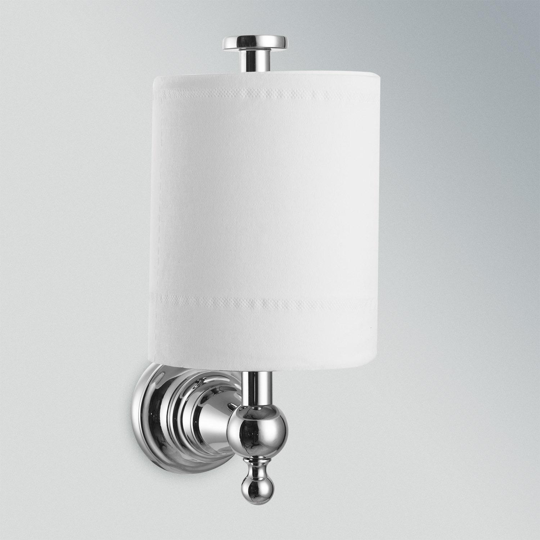 Chrome finish bathroom accessories brass toilet paper - Chrome and brass bathroom accessories ...
