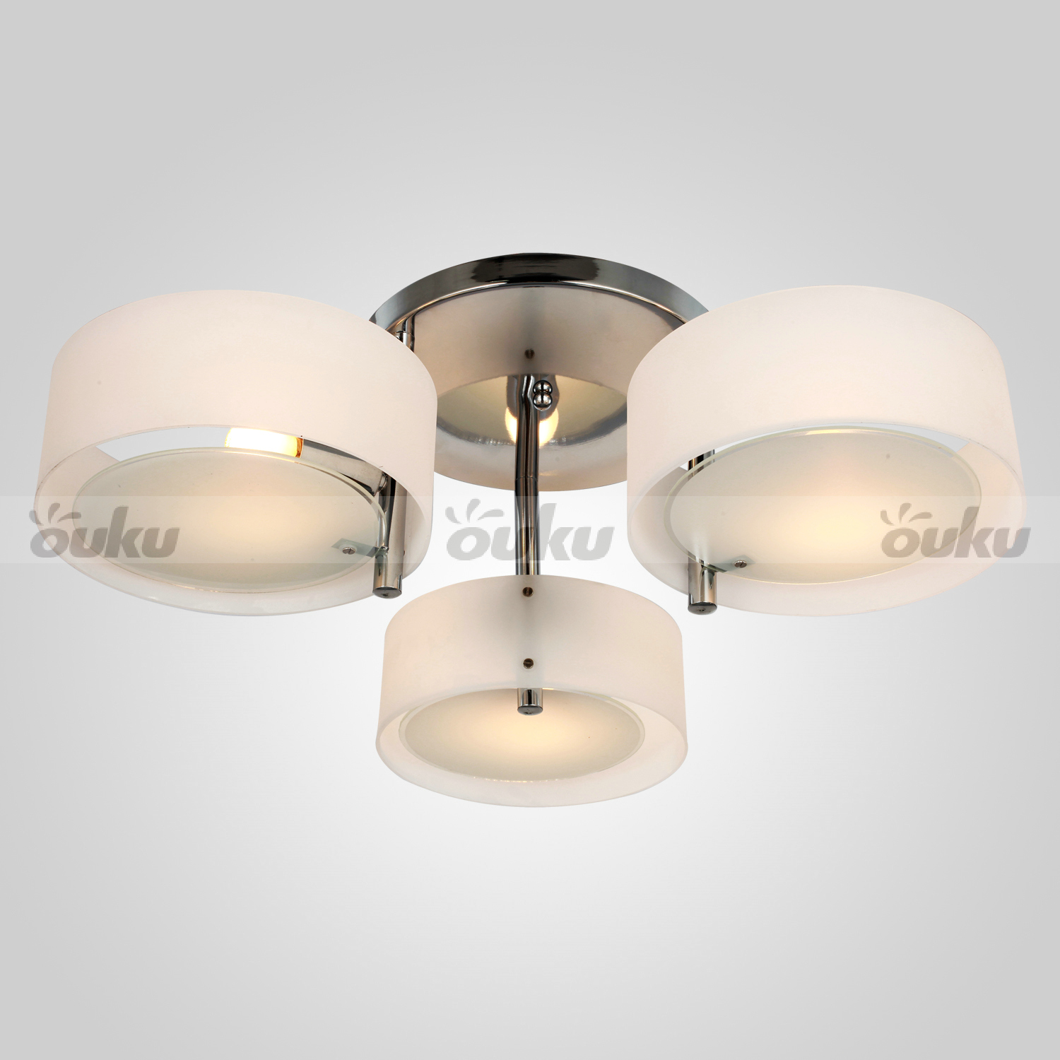 Fixture pendant lamp chandelier ceiling lighting round 3 for A lamp and fixture