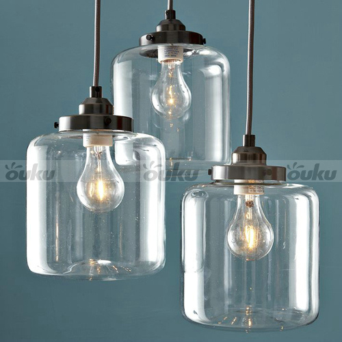 3 lights glass pendant vintage ceiling light chandelier for 3 light dining room light