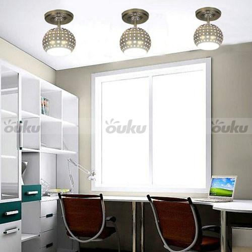 Led Ceiling Light Globe: Modern/Contemporary LED Ceiling Light Chandelier Flush