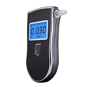 Portable Digital LCD Alcohol Breath Tester 818
