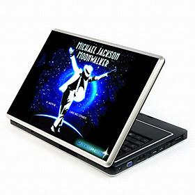 Michael Jackson Serie B?rbare Notebook Cover Beskyttende Hud M?rkat Med Håndled Skind (smq3422)