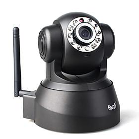 camera de surveillance IP sans fil EasyN (wifi, vision de nuit, detection de mouvement) , p2p