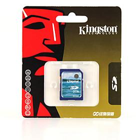 2GB kingston sd minnekort
