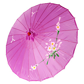 Purple Silk Parasol $3.39 AT vintagedancer.com