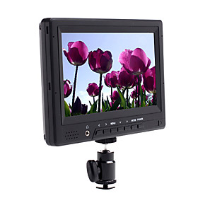 Discount Electronics On Sale 7 Inch DSLR HD LCD Monitor (1080P, HDMI In Out)
