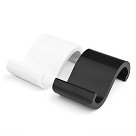 Plastic S-shaped Stand for iPhone, iPod & Others (Assorted Color)