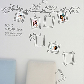 Photo Frame Decoration Wall Stickers