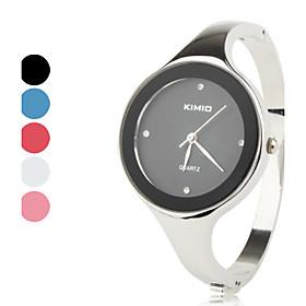 legering band quartz horloge armband voor vrouwen