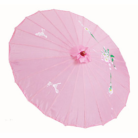Pink Silk Parasol $4.99 AT vintagedancer.com