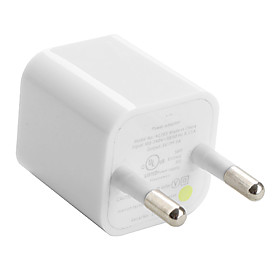 EU Plug USB AC Charger for iPhone 5 iPhone 4/4S (1A)