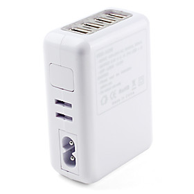 USB Travel Charger for iPhone, PDA and Digital Cameras