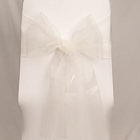 Organza Wedding Decorations-6piece / Set Lente Zomer Herfst Winter