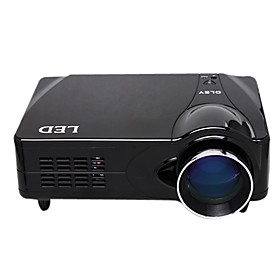 1080P Portable HD LED Projector with TV Tuner HDMI