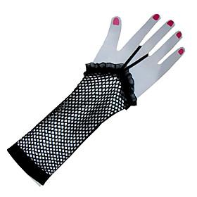 Elbow Length Fingerless Glove Nylon Party/ Evening Gloves Spring Summer Fall