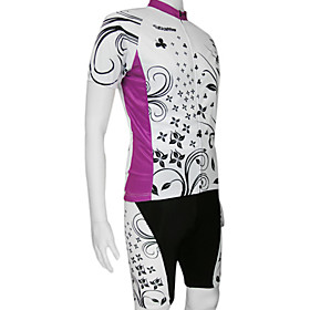 100% Polyester and Quick Dry Mens Cycling Short Suits (Figure)