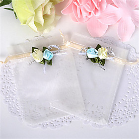 12 Piece/Set Favor Holder-Creative Organza Favor Bags