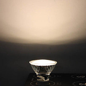 GU10 1W 90LM 3000-3500K Warm White Light LED Spot Bulb (110V)