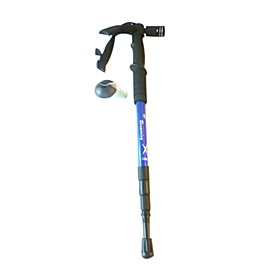 Walking Stick with Adjustable LED Flashlight