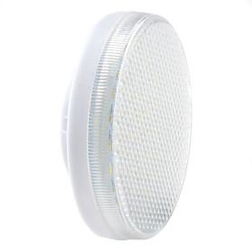 3W GX53 Точечное LED освещение 60 SMD 3528 250 lm Тёплый белый Декоративная AC