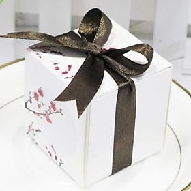 Cherry Blossom print fav?r boks (sett av 12)