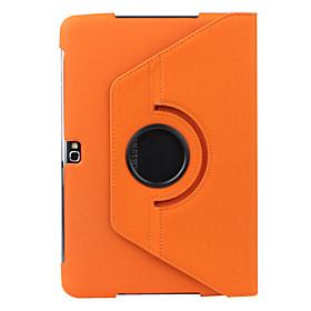 Drejes 360 Grader, Beskyttende Case Med Stand Til Samsung Galaxy Note 10,1 N8000