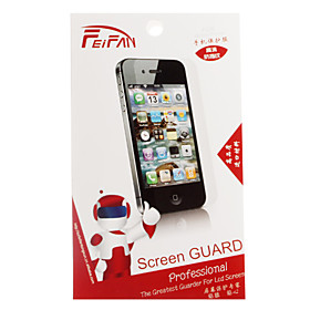 Clear Screen Protector Film for iPhone 5