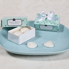 Wedding Bridal Shower Bath  Soaps Beach Theme-2 Wedding Favors