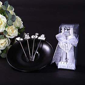 """""""I DO, I DO"""" Hors d'oeuvre Forks Wedding Favor"""