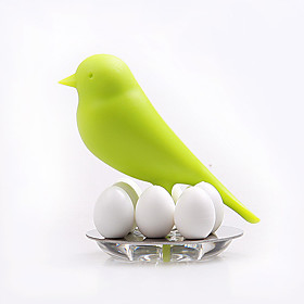 Lovely Bird with 8 Eggs Fridge Magnets (More Colors) 419832