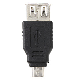 Micro USB Male to Micro USB Male Adapter for Cellphones