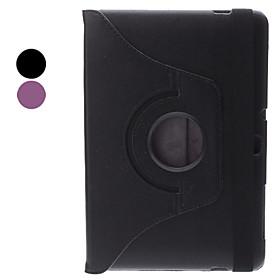 Drejes 360 Grader, Beskyttende Case Med Stand Til Samsung Galaxy Tab 10,1 P7500