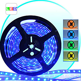 10M Water Proof Multi-color LED Strip with 600 LEDs, Remote and Switch