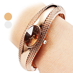 Women's Watch Casual Style Alloy Bracelet Watch Cool Watches Unique Watches ..