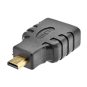 Micro HDMI Male to HDMI Female Adapter for Moto XOOM and ASUS Tablet