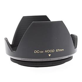 Mennon 67mm Lens Hood for Digital Camera Lenses 16mm, Film Lenses 28mm