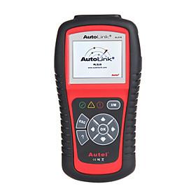 Autel / eobd scanner obdii al519 autolink codice di auto con 10 modalita di diagnosi