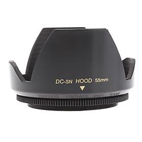 Mennon 55mm Lens Hood for Digital Camera Lenses 16mm, Film Lenses 28mm