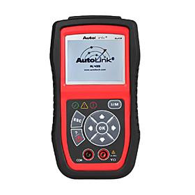 Autel autolink al439 multimetro avometer obd2 scanner / OBDII lettore di codici a motore diagnostico