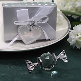 Bruid Bruidsmeisje Bloemenmeisje Baby en kinderen Gifts Stuk / Set Kristallen ArtikelenBruiloft Gedenkdag Verjaardag Nieuwe baby