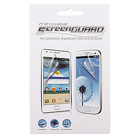 HD Screen Protector with Cleaning Cloth for Samsung Galaxy Note 2 N7100