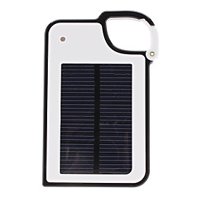 Solar Charger for Mobile Phones, Digital Camera, MP3/MP4 Player and More (1450 mAh)