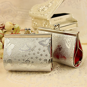 Creative Metal Favor Holder with Favor Bags - 6