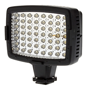 Cn Lux560 Led Video Lampe For Canon Nikon Kamera Dv Camcorder