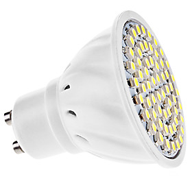 Factory Price LED Spotlight GU10 E27 MR16 Led Lamp 4w AC 220V 3528SMD 48 leds White/Warm White LED Lighting 390779758