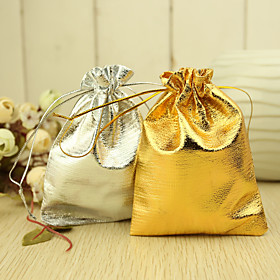 Round Square Creative Cotton Favor Holder with Printing Favor Boxes Favor Bags - 12