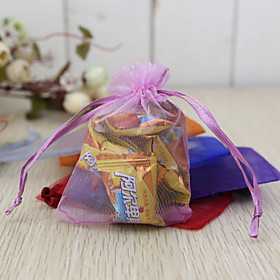 24 Piece/Set Favor Holder-Creative Organza Favor Bags Non-personalised