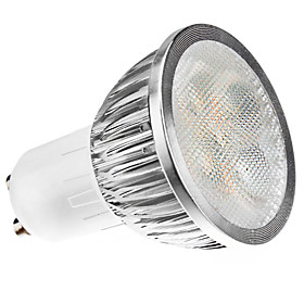 Dimmable GU10 4W 320LM 3000-3500K Warm White Light LED Spot Bulb (220V)