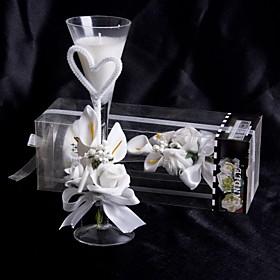 Floral Theme Candle Favors-Piece / Set Candles